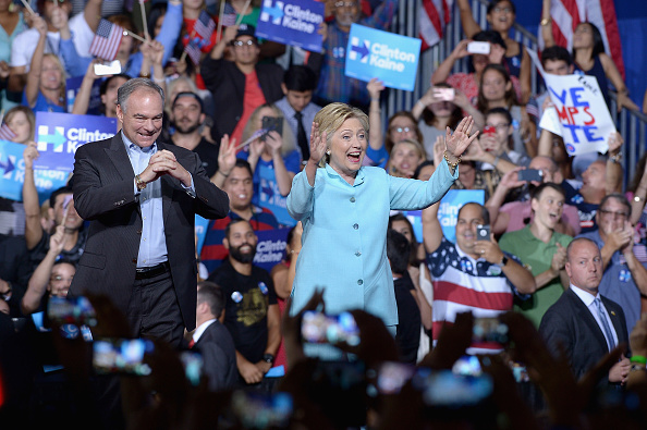 Florida - US State「Hillary Clinton Miami Rally」:写真・画像(12)[壁紙.com]