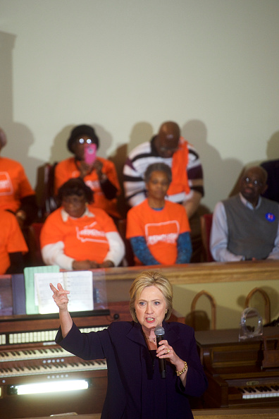 Methodist「Hillary Clinton Holds Campaign Event With Cory Booker In South Carolina」:写真・画像(12)[壁紙.com]
