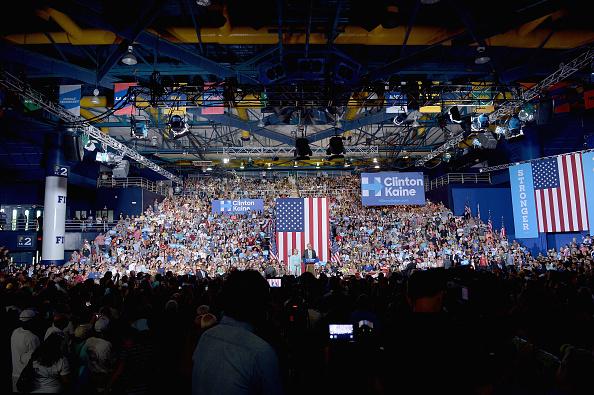 Florida - US State「Hillary Clinton Miami Rally」:写真・画像(14)[壁紙.com]