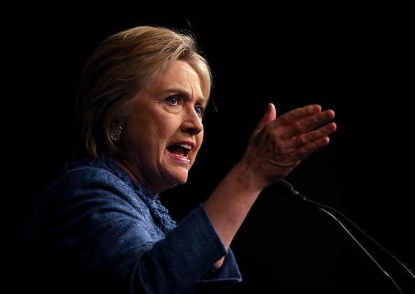 Florida - US State「Democratic Presidential Candidate Hillary Clinton Holds Primary Night Event In Florida」:写真・画像(18)[壁紙.com]
