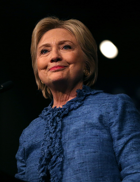 Florida - US State「Democratic Presidential Candidate Hillary Clinton Holds Primary Night Event In Florida」:写真・画像(6)[壁紙.com]