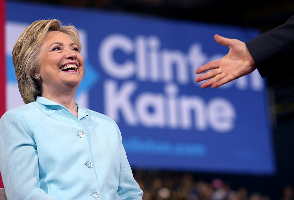 Florida - US State「Democratic Presidential Candidate Hillary Clinton Appears With Vice Presidential Pick Sen. Tim Kaine」:写真・画像(7)[壁紙.com]