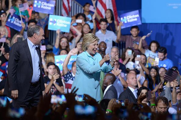 Florida - US State「Hillary Clinton Miami Rally」:写真・画像(13)[壁紙.com]