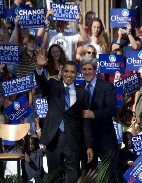 Charleston - South Carolina「Obama Holds Rally In Charleston」:写真・画像(0)[壁紙.com]