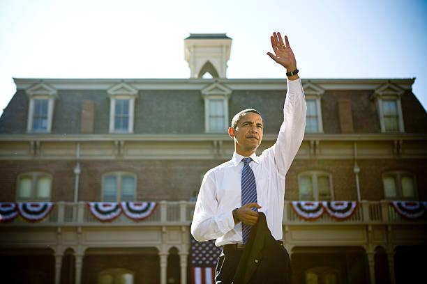 Barack Obama Campaigns In Reno:ニュース(壁紙.com)