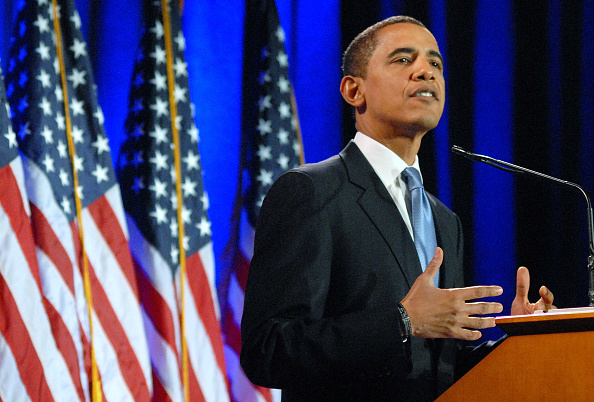 William Thomas Cain「Obama Delivers Speech On Race And Politics」:写真・画像(1)[壁紙.com]