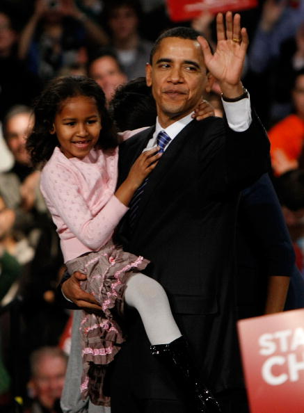 Gratitude「Obama Holds Caucus Night Rally」:写真・画像(19)[壁紙.com]