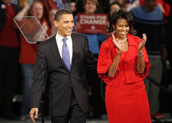 Super Tuesday「Obama Hosts Super Tuesday Night Event In Chicago」:写真・画像(2)[壁紙.com]