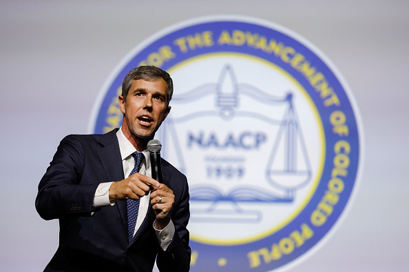 NAACP「Lawmakers And Presidential Candidates Attend NAACP National Convention」:写真・画像(13)[壁紙.com]