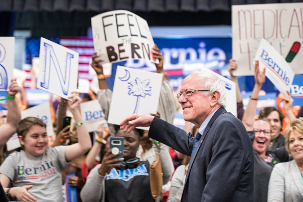 Event「Bernie Sanders Visits South Carolina For First Time Since Launching Presidential Campaign」:写真・画像(19)[壁紙.com]