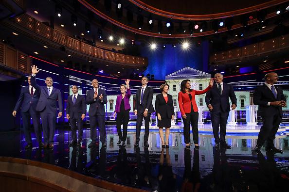 候補「Democratic Presidential Candidates Participate In First Debate Of 2020 Election Over Two Nights」:写真・画像(10)[壁紙.com]