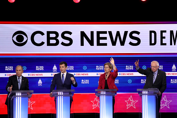 Charleston - South Carolina「Democratic Presidential Candidates Debate In Charleston Ahead Of SC Primary」:写真・画像(16)[壁紙.com]