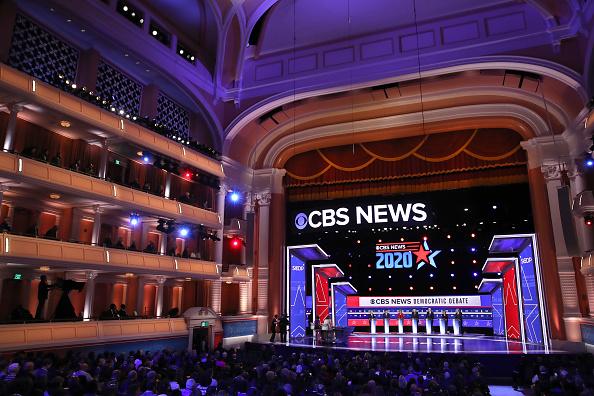 Human Role「Democratic Presidential Candidates Debate In Charleston Ahead Of SC Primary」:写真・画像(14)[壁紙.com]