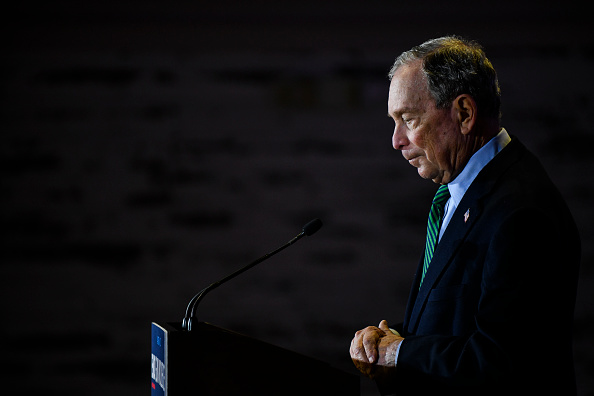 Strategy「Presidential Candidate Mike Bloomberg Releases National Gun Policy Agenda」:写真・画像(11)[壁紙.com]