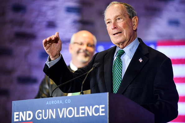 Strategy「Presidential Candidate Mike Bloomberg Releases National Gun Policy Agenda」:写真・画像(2)[壁紙.com]