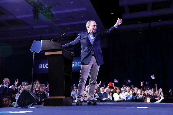 Super Tuesday「Presidential Candidate Mike Bloomberg Holds Super Tuesday Event In West Palm Beach, FL」:写真・画像(18)[壁紙.com]