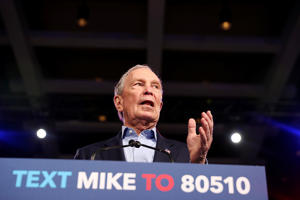 Super Tuesday「Presidential Candidate Mike Bloomberg Holds Super Tuesday Event In West Palm Beach, FL」:写真・画像(7)[壁紙.com]
