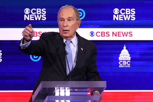 Debate「Democratic Presidential Candidates Debate In Charleston Ahead Of SC Primary」:写真・画像(10)[壁紙.com]