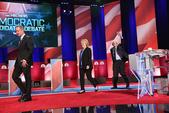 Charleston - South Carolina「Democratic Presidential Candidates Debate In Charleston, South Carolina」:写真・画像(16)[壁紙.com]