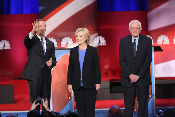 Scott Olson「Democratic Presidential Candidates Debate In Charleston, South Carolina」:写真・画像(10)[壁紙.com]