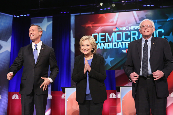 Charleston - South Carolina「Democratic Presidential Candidates Debate In Charleston, South Carolina」:写真・画像(17)[壁紙.com]