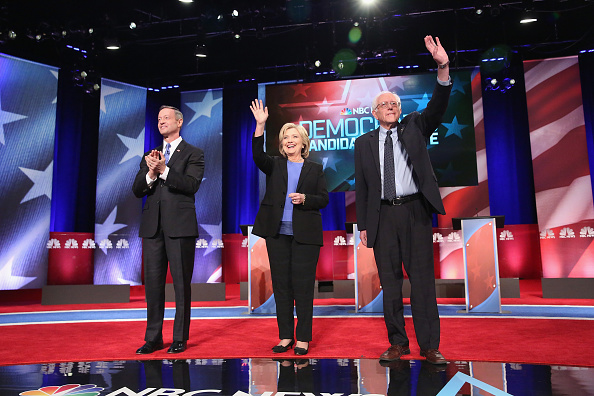 Charleston - South Carolina「Democratic Presidential Candidates Debate In Charleston, South Carolina」:写真・画像(18)[壁紙.com]