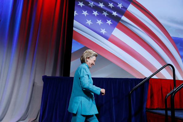 Aaron P「Hillary Clinton Addresses U.S. Conference Of Mayors Annual Meeting」:写真・画像(12)[壁紙.com]