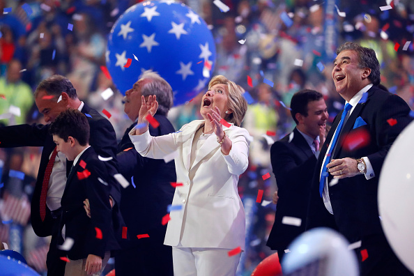 Democratic National Convention「Democratic National Convention: Day Four」:写真・画像(17)[壁紙.com]