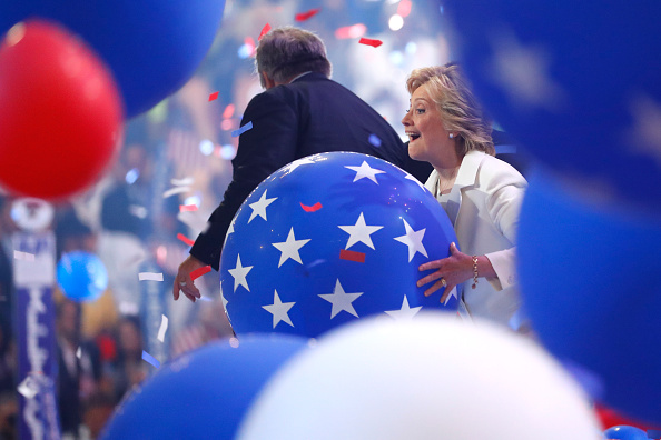 Aaron P「Democratic National Convention: Day Four」:写真・画像(4)[壁紙.com]