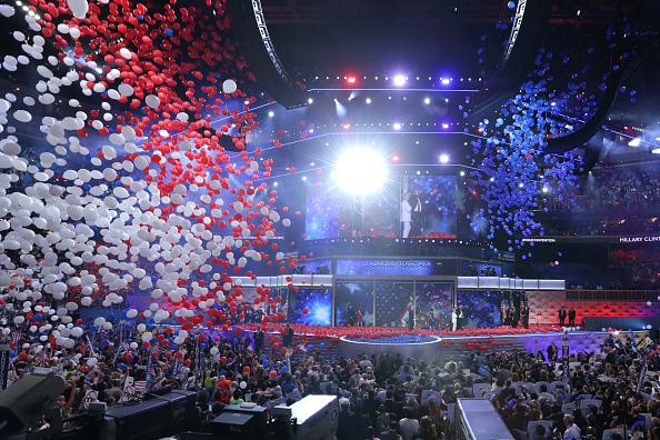 Democratic National Convention 2016「Democratic National Convention: Day Four」:写真・画像(3)[壁紙.com]