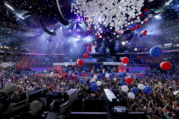 Democratic National Convention 2016「Democratic National Convention: Day Four」:写真・画像(19)[壁紙.com]