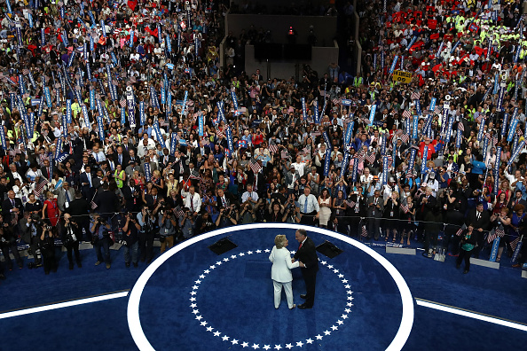 Democratic National Convention 2016「Democratic National Convention: Day Four」:写真・画像(14)[壁紙.com]