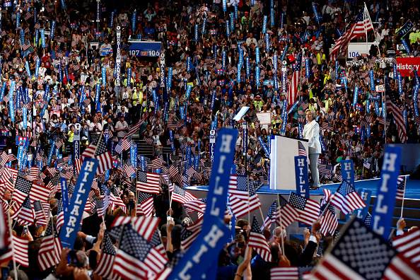 Aaron P「Democratic National Convention: Day Four」:写真・画像(16)[壁紙.com]