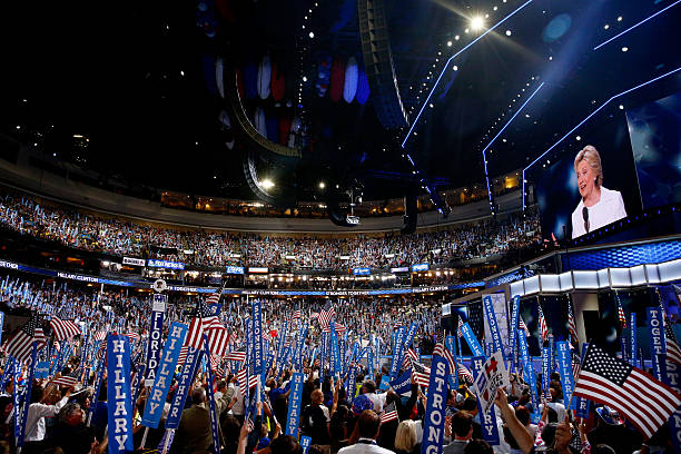 Democratic National Convention: Day Four:ニュース(壁紙.com)
