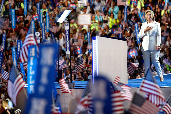 Democratic National Convention「Democratic National Convention: Day Four」:写真・画像(16)[壁紙.com]