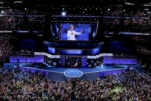 Democratic National Convention 2016「Democratic National Convention: Day Four」:写真・画像(17)[壁紙.com]