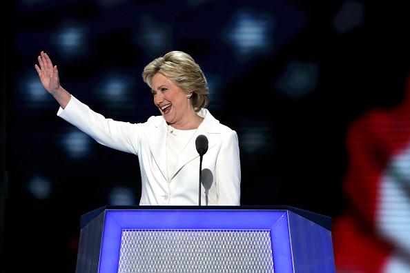 政治「Democratic National Convention: Day Four」:写真・画像(10)[壁紙.com]