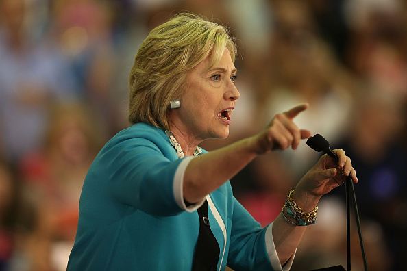 Davie - Florida「Hillary Clinton Attends Grassroots Campaign Event In Florida」:写真・画像(9)[壁紙.com]