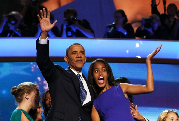 Nomination「Obama Accepts Nomination On Final Day Of Democratic National Convention」:写真・画像(8)[壁紙.com]