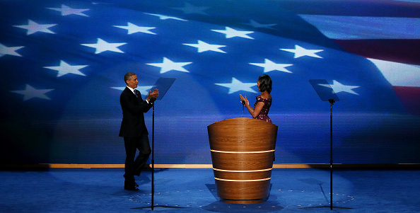 US First Lady「Obama Accepts Nomination On Final Day Of Democratic National Convention」:写真・画像(18)[壁紙.com]