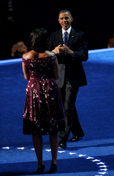 US First Lady「Obama Accepts Nomination On Final Day Of Democratic National Convention」:写真・画像(19)[壁紙.com]