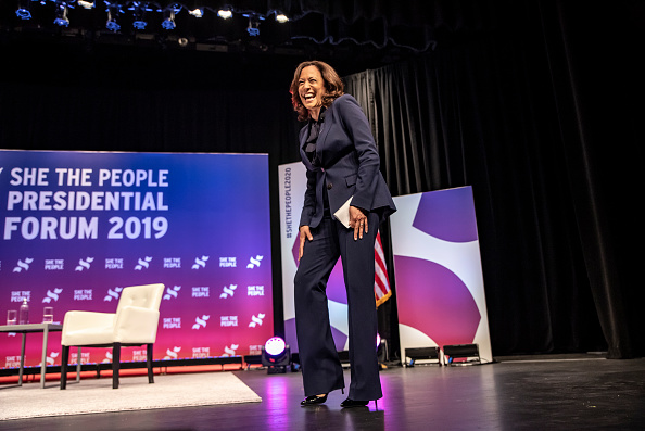 """Texas Southern University「Democratic Presidential Candidates  Attend """"She The People"""" Forum In Houston」:写真・画像(16)[壁紙.com]"""