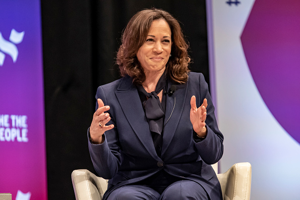 """Texas Southern University「Democratic Presidential Candidates  Attend """"She The People"""" Forum In Houston」:写真・画像(14)[壁紙.com]"""