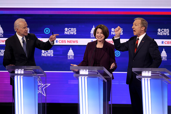 Charleston - South Carolina「Democratic Presidential Candidates Debate In Charleston Ahead Of SC Primary」:写真・画像(13)[壁紙.com]