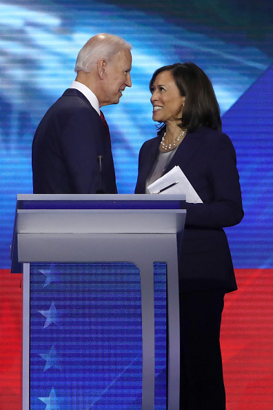 Texas Southern University「Democratic Presidential Candidates Participate In Third Debate In Houston」:写真・画像(4)[壁紙.com]
