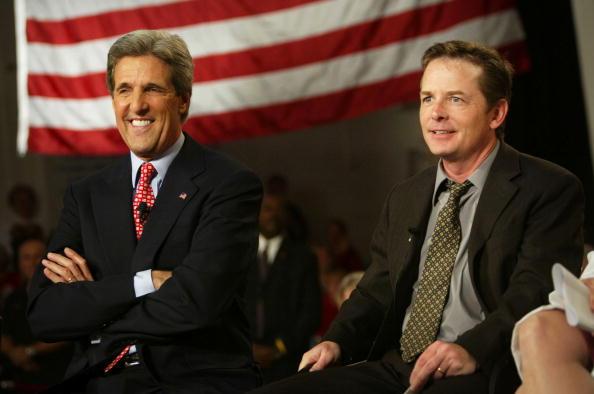 Patriotism「John Kerry Campaigns In Swing States」:写真・画像(5)[壁紙.com]
