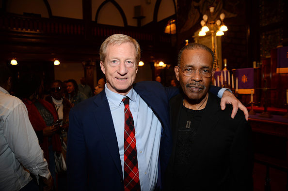 Charleston - South Carolina「A People's Town Hall Hosted By SiriusXM Urban View's Joe Madison At Mother Emanuel AME Church」:写真・画像(3)[壁紙.com]