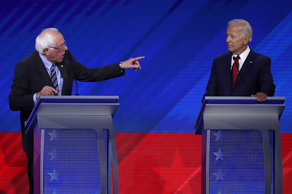 Texas Southern University「Democratic Presidential Candidates Participate In Third Debate In Houston」:写真・画像(8)[壁紙.com]
