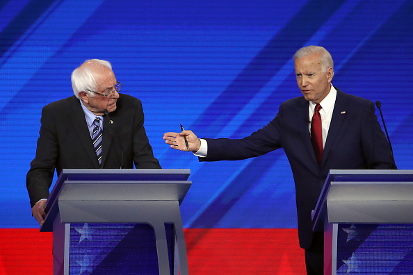 Texas Southern University「Democratic Presidential Candidates Participate In Third Debate In Houston」:写真・画像(6)[壁紙.com]