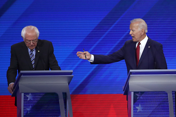 Texas Southern University「Democratic Presidential Candidates Participate In Third Debate In Houston」:写真・画像(3)[壁紙.com]